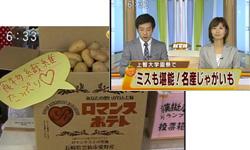 KTNテレビ長崎「KTNスーパーニュース」(2008/11/07)